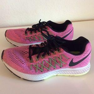 Nike Zoom Pegasus 32 Running Sneakers Womens Sz 8